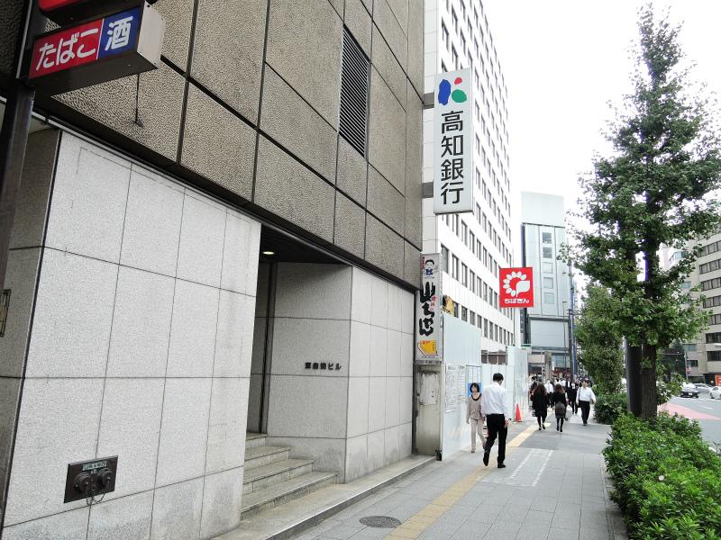 四国 近く 銀行 の